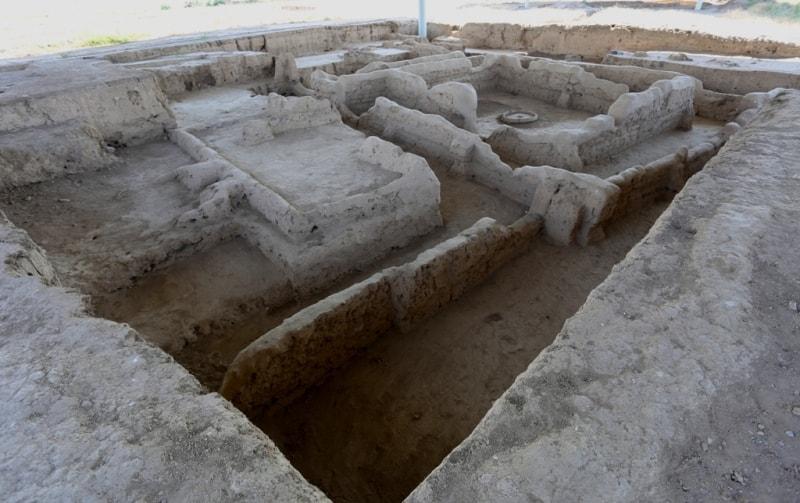 Ancient of Sarazm.