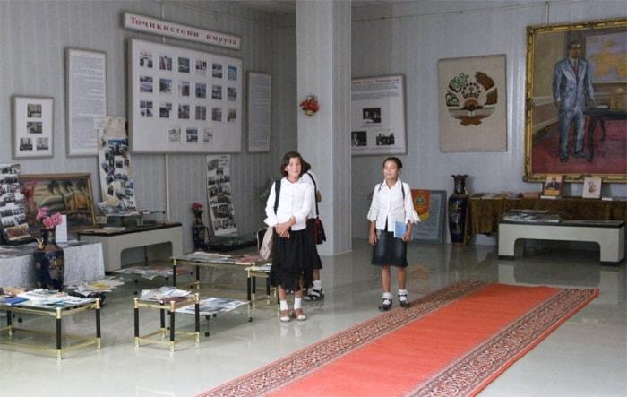 Exposition «Independent Tajikistan».