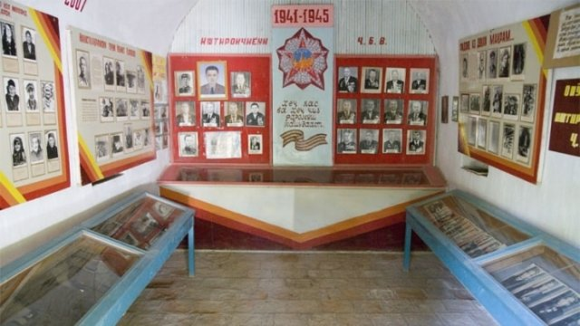 Exposition «Great Domestic war 1941 - 1945».