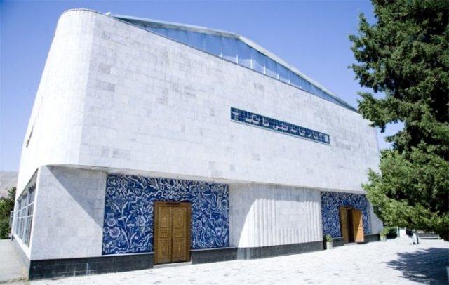 Здание Музея народной медицины имени Мирзо Олимова.