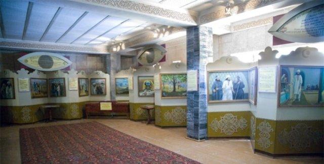 История восточной медицины в картинах. 1 Kind on Isfara a valley.