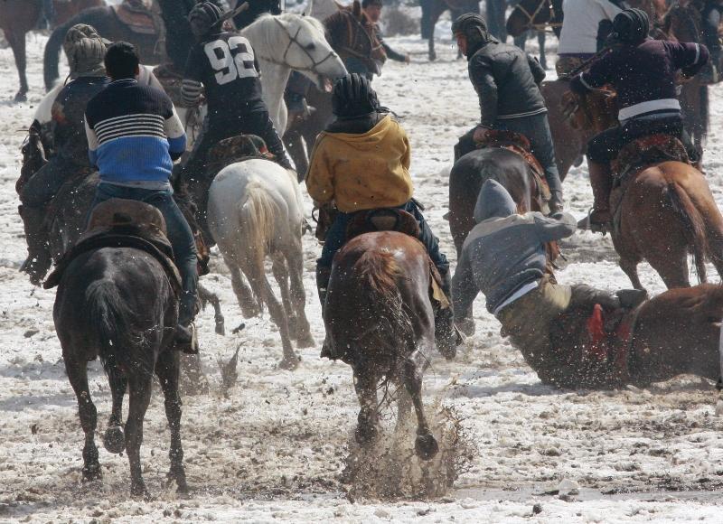 Эпизод 1. Падение с лошади.