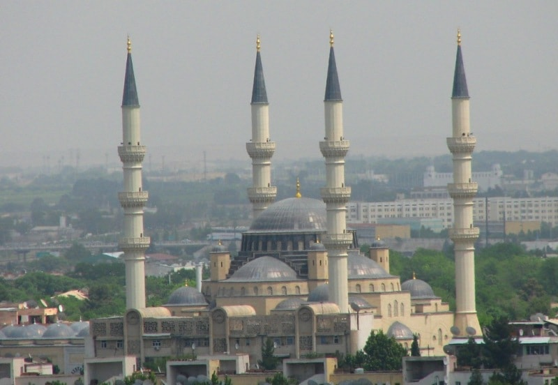 Мечеть Эртогрулгазы или Мечеть Азади.