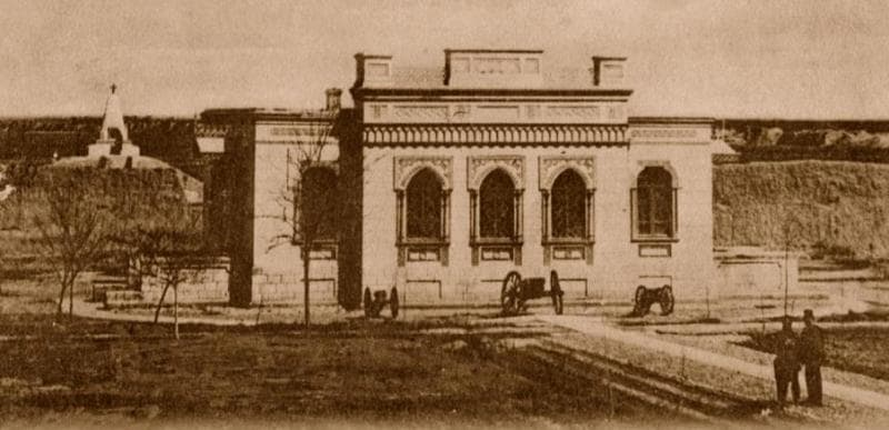 On the basis of historical events the museum in Geokdepe has started to operate in 1897.
