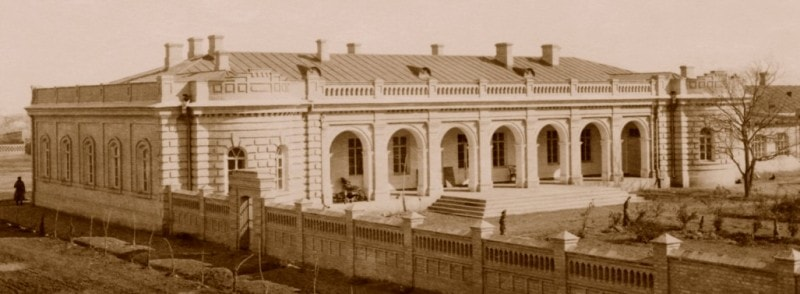 The official ceremony of the opening of the museum of Caspian area in Ashgabat has taken place on March 17th in 1899.