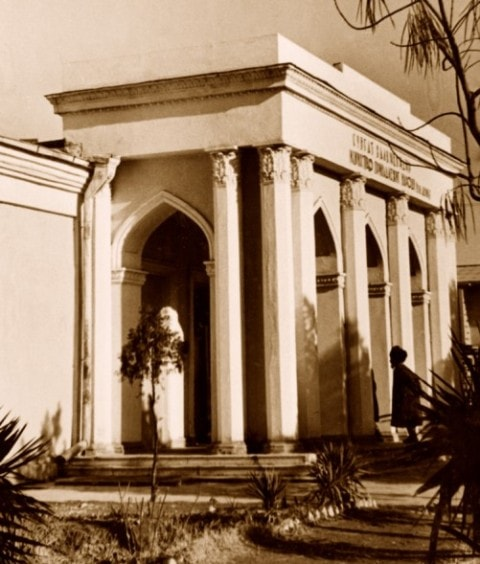 The branch of the fine arts has opened in the museum of local lore in 1927.