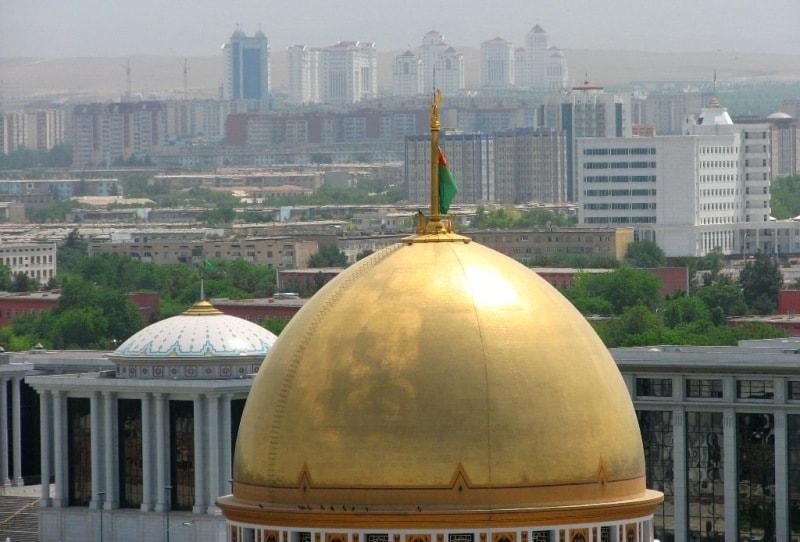 Купол президентского дворца.