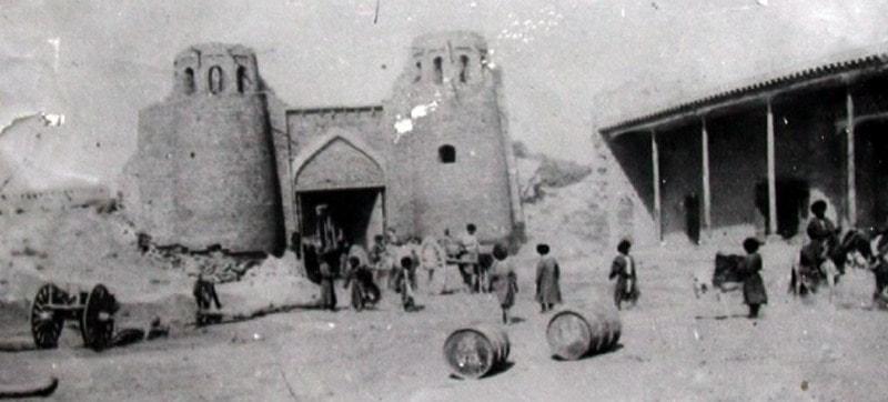 Old Tashauz.
