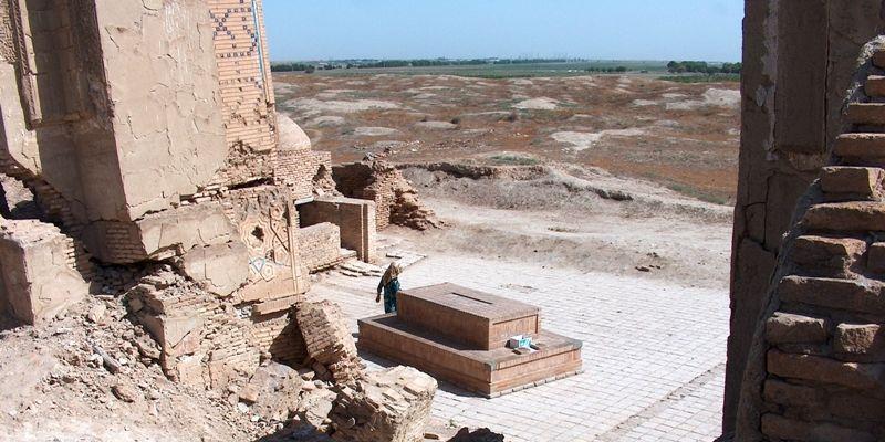 Захоронение у мечети Сейит Джемаледдина.