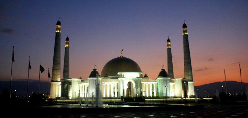Мечеть в Кипчаке.