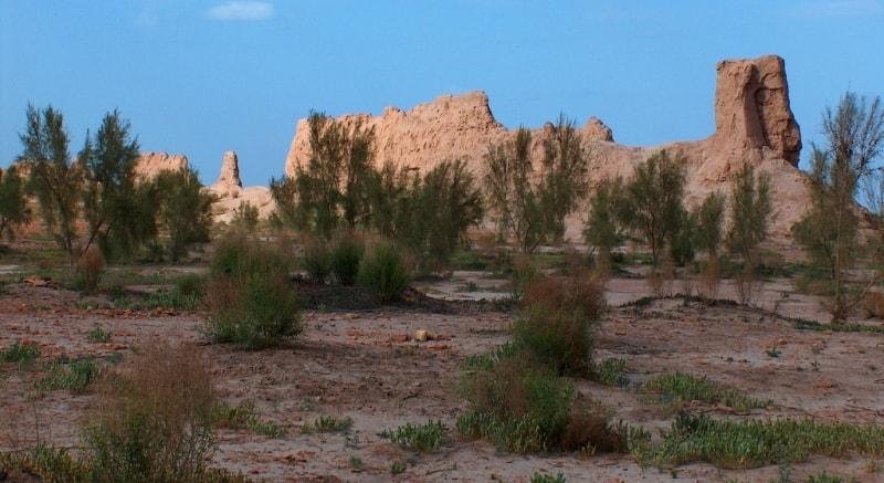 Izmukshir Fortress