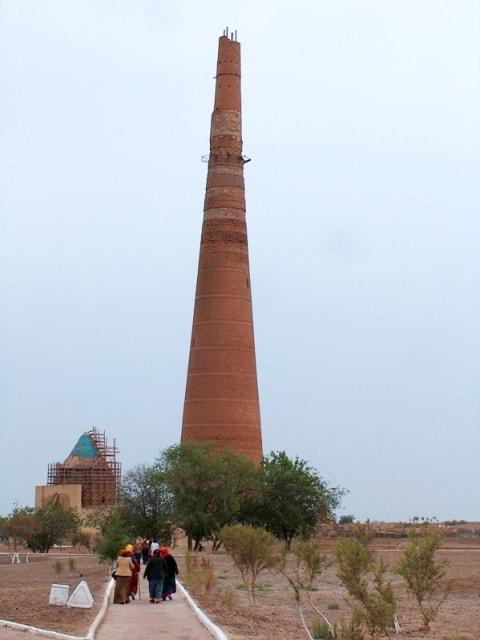 Kutlug Timur minaret.