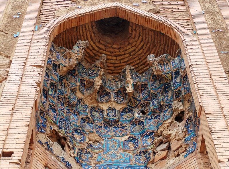 Tyurabek-hanym mausoleum.