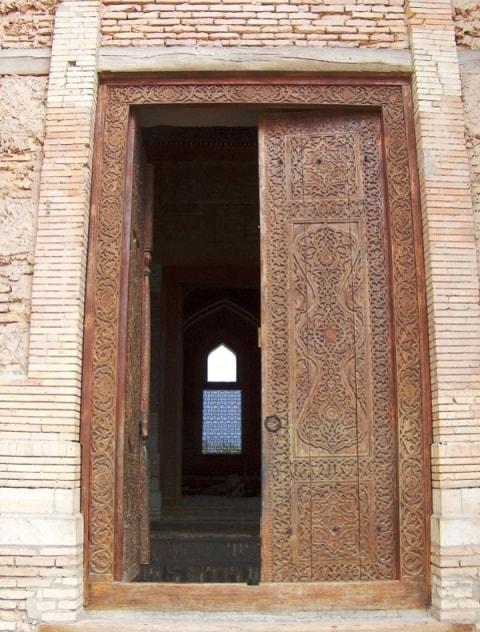 Тюрабек-ханым мавзолей.