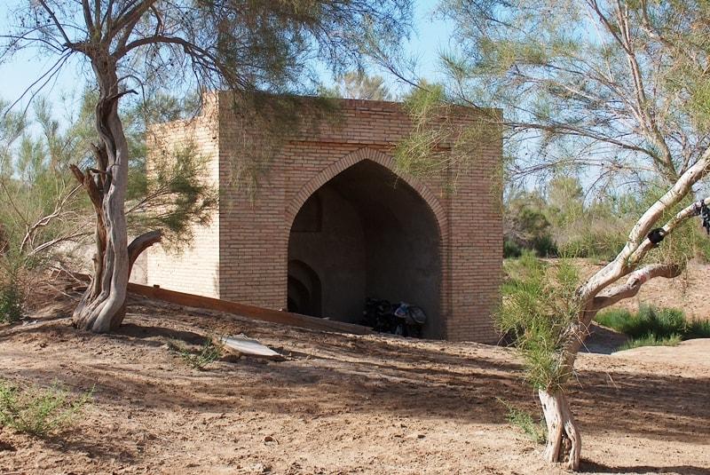 Мухаммеда ибн Зейда мавзолей.