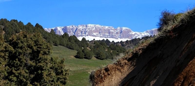 Kishlak Darband and environs.