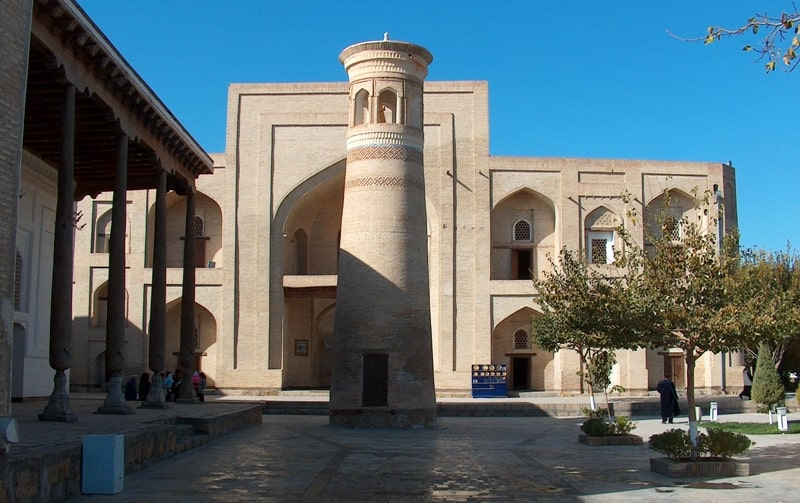 Бахауддина Накшбанди комплекс.