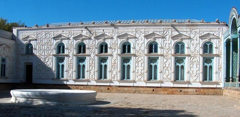 Ситора-И Мохи-Хоса дворец.