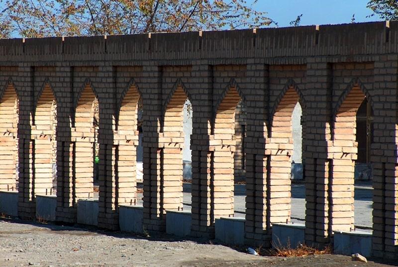 Чашма-Аюб мавзолей в Бухаре.