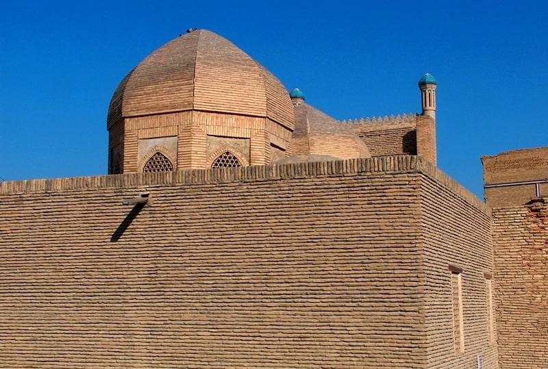 Магоки Аттари мечеть в Бухаре.
