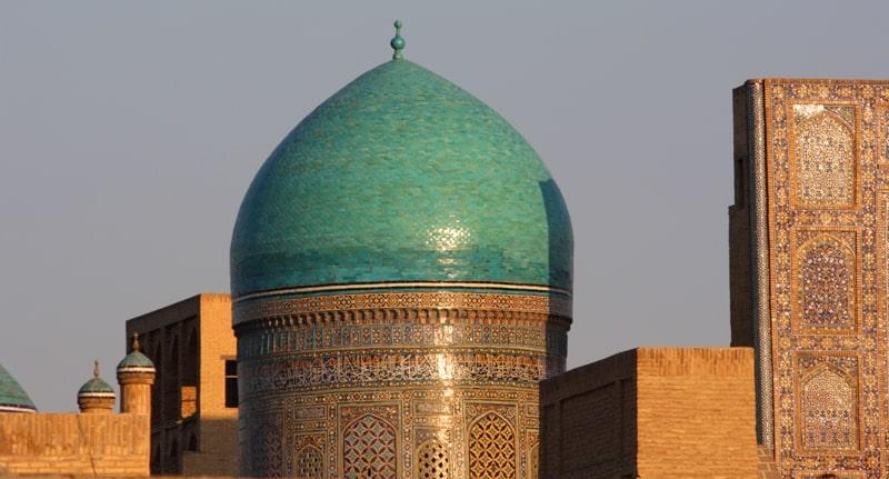Мири-Араб медресе в Бухаре.