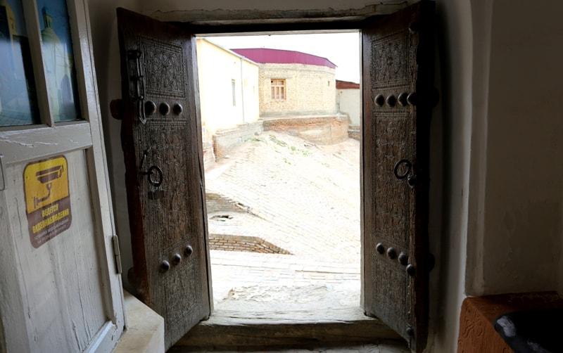 Зиндан-тюрьма в Бухаре.