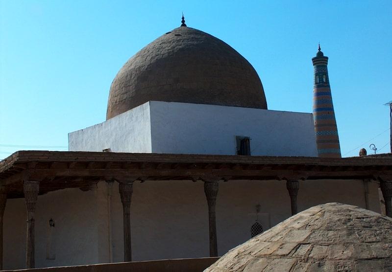 Ак-мечеть в Хиве.