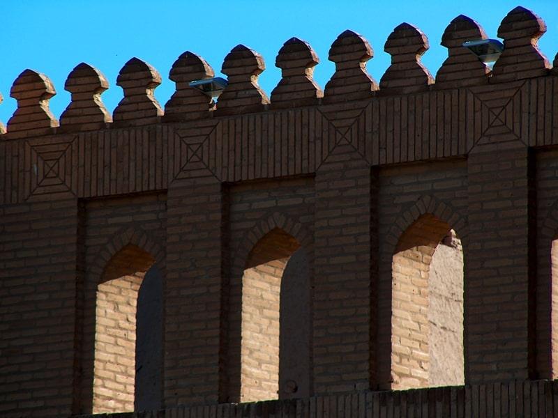 Ата-Дарваза ворота.