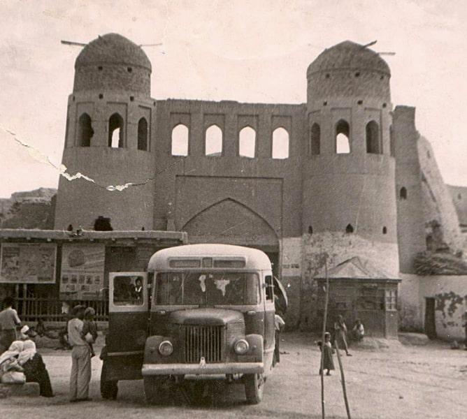 Багча-Дарваза ворота в Ичан-кала.