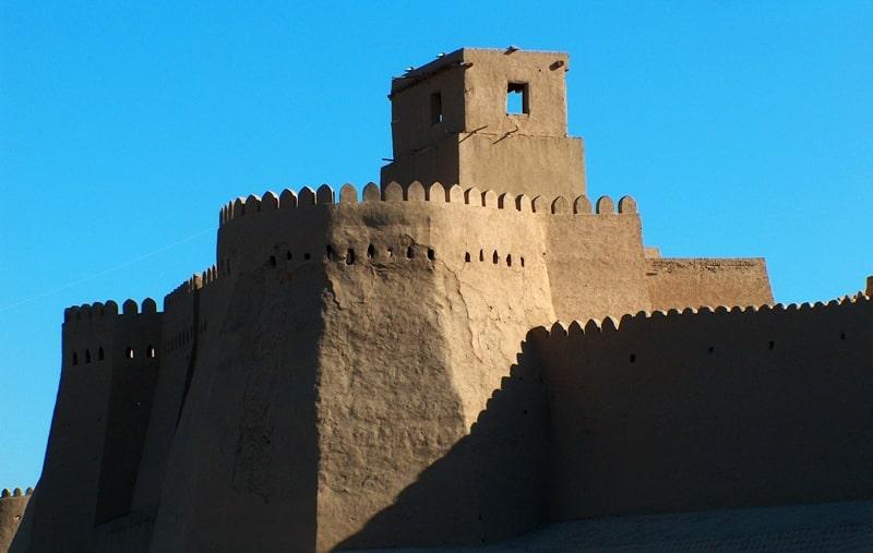 Музей - заповедник  Ичан-Кала.