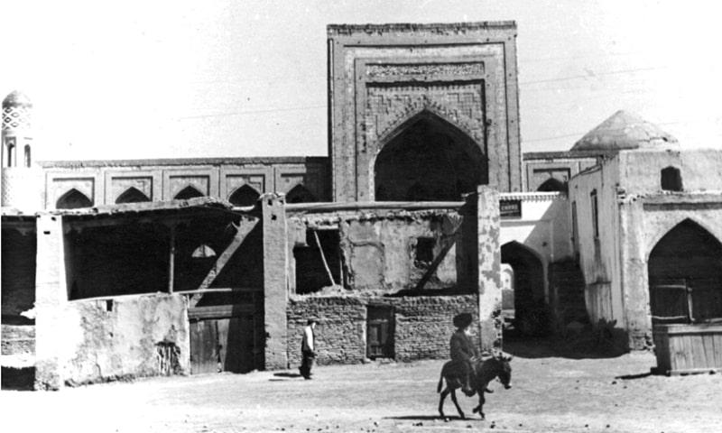 Саид Мухаммад-хан медресе.