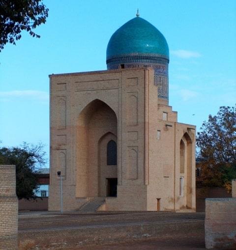 Mausoleum Bibi-Khanym.