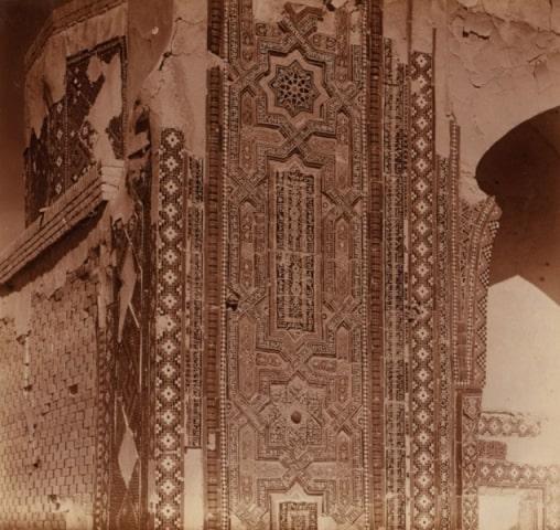 Мавзолей Гур-Эмир. Самарканд.