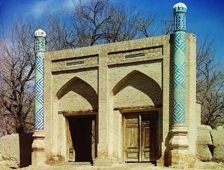 Мечеть Намазга.