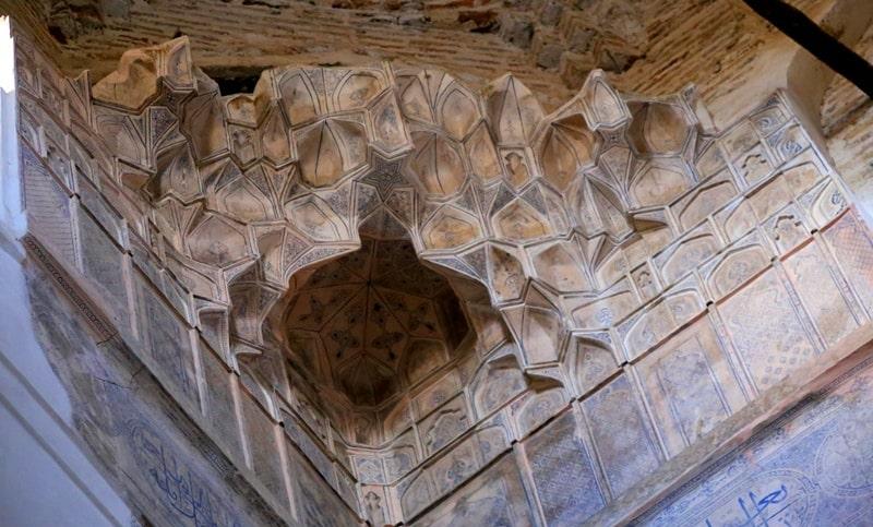 Джахонгира и Омар Шейха мавзолей.