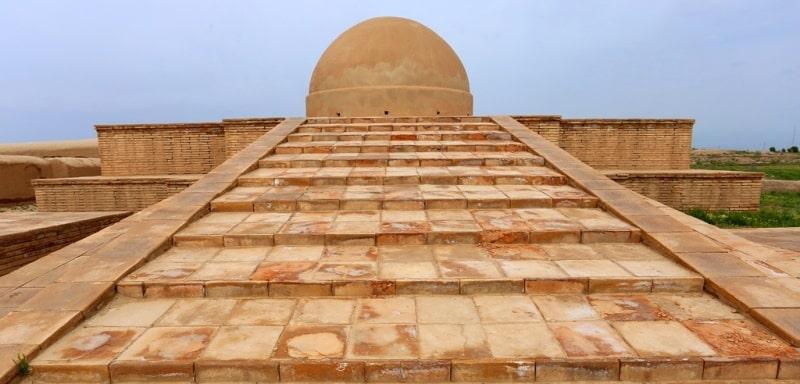 Фаяз тепа буддийский комплекс.