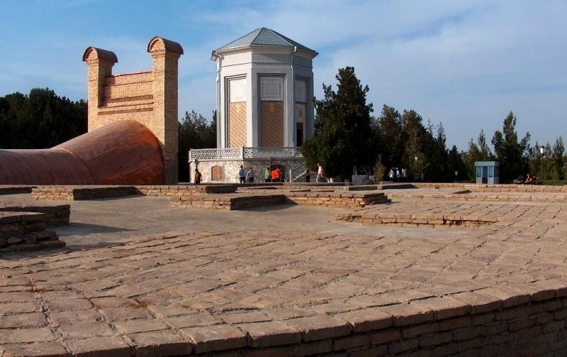 Ulugbek Observatory in Samarkand.