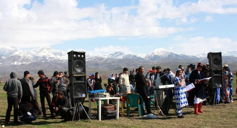 Фестиваль «Бойсун Бахори» в Байсуне.