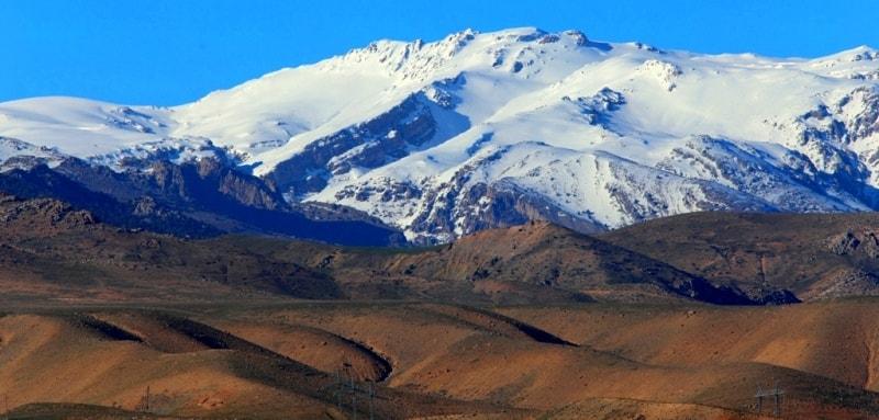 Mountains of the Gissar Range.