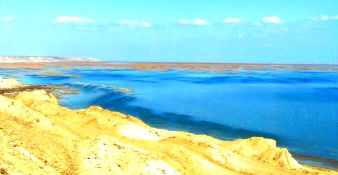 Lake Sudochye.