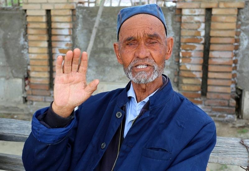 People of Uzbekistan.