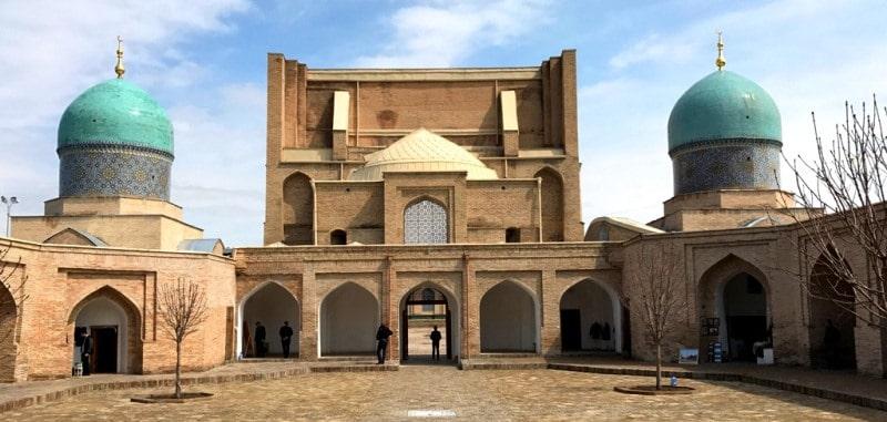 Barakh khana madrasah in Tashkent,